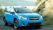 2016 Subaru Crosstrek Trims the Fat