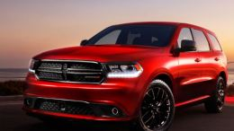 2016 Dodge Durango R/T: My Wife Calls 'Dibs'