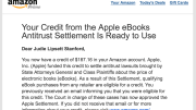 eBooks Apple Amazon