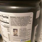 Vega Protein Powder and Preworkout supplement