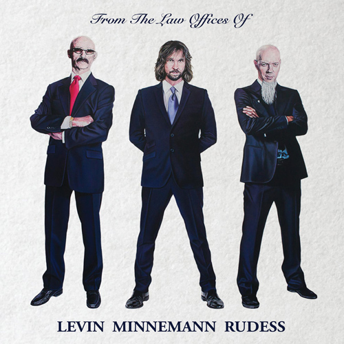 Levin-Minnemann-Rudess Announce New Album Coming July 15th, Available for Pre-Order Now!