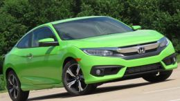 2016 Honda Civic Coupe: This Is Your Jam!