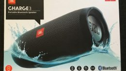JBL Charge 3 Offers Kick-Ass Waterproof Sound with Power to Go
