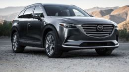 GearDiary 2016 Mazda CX-9 is Must-See, Must-Do, Must-Have