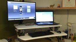 The FlexiSpot Sit-Stand Desktop WorkstationReview: It Is an Office Revelation!