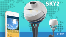 The BloomSky Next-Gen SKY2 and STORM: A Community-Based Smart Weather Camera Station