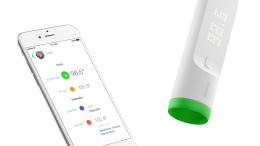 The Withings Thermo: A Fast, Non-Invasive, and Accurate Temporal Thermometer