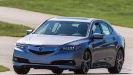 2016 Acura TLX: Where Sport and Luxury Live in Peace and Harmony