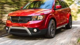 2016 Dodge Journey Crossroad Plus is the Zig to your Zag!