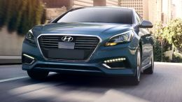 2016 Hyundai Sonata Hybrid: The Sequel Is So Much Better!