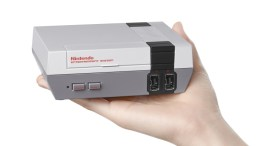Nintendo Makes Everyone's Dreams Come True with the Mini NES Console!
