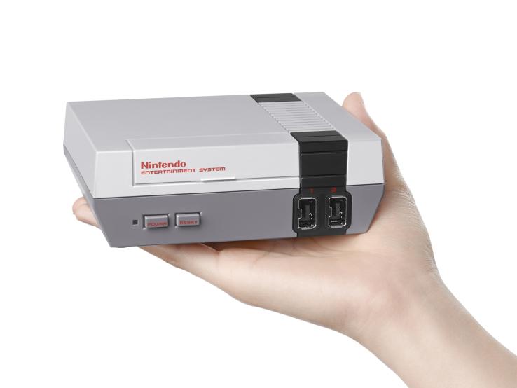 GearDiary Nintendo Makes Everyone's Dreams Come True with the Mini NES Console!