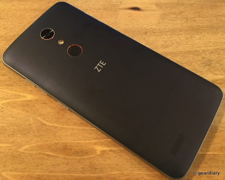 GearDiary ZTE and Metro PCS Prove Inexpensive Doesn't Mean Cheap with the $99 ZMAX PRO Smartphone