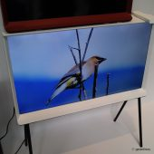 Samsung SERIF TV: Art You Can Watch in Your Home