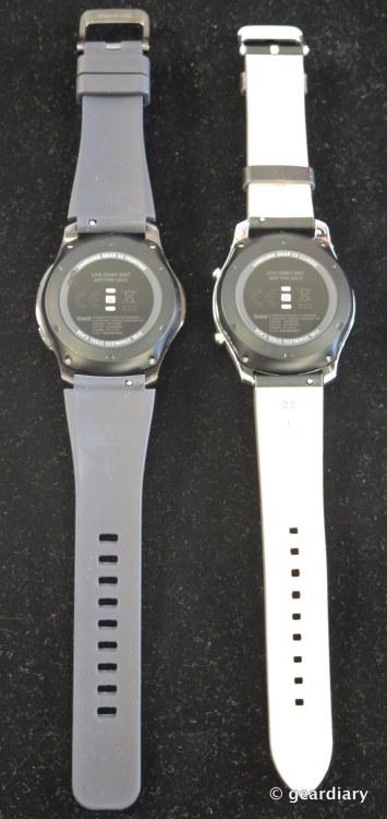 Samsung Gear S3 SmartWatch.35