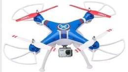 Swann Xtreem Gravity Pursuit 1080p Video Drone Takes Flight