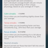 Spire Activity and Mindfulness Tracker: De-Stress and Remember to BREATHE