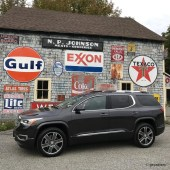 2017 GMC Acadia Denali Test Drive: All About the Journey, Not Just the Destination