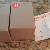 The Home8 Twist HD Camera Review: Night Mode and 180º Viewing