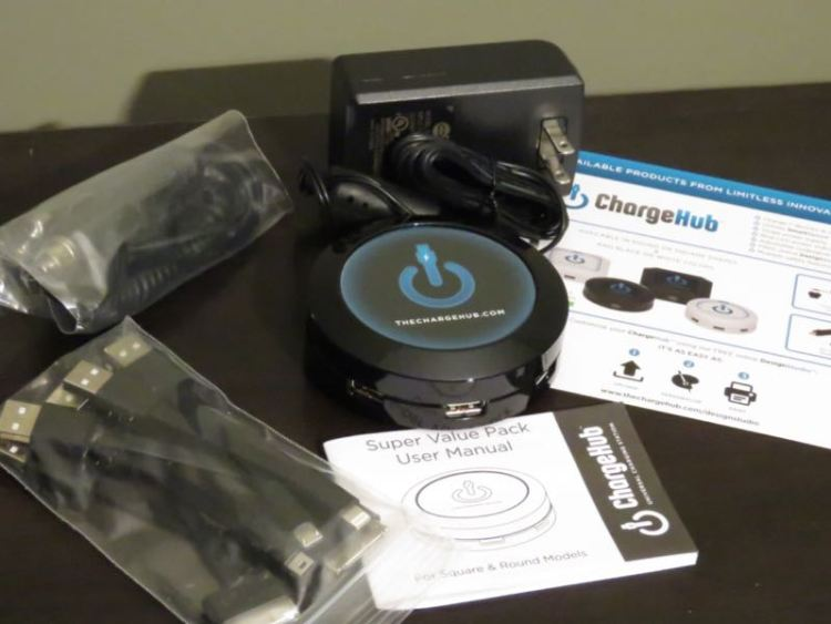 ChargeHub X7 Puts You in 'Charge' of All of Your Devices