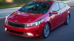 GearDiary 2017 Kia Forte Sedan More Attractive with Mid-Cycle Updates