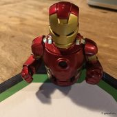 Ozobot Evo Marvel Avengers Iron Man Master Pack: An Introduction to Robotic Programming