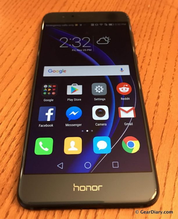 Huawei's Flagship Honor 8 Is a Gorgeous, Budget-Friendly, yet Capable Android Phone