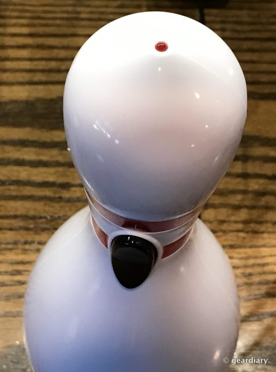 GearDiary WineOvation's Bowling Pin: A Fun and Useful Powered Wine Bottle Opener