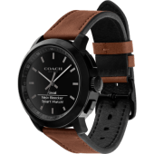 The Engineered by HP Coach Bleecker Smart Watch Review