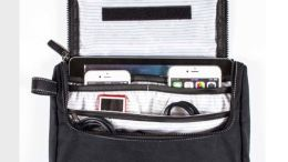 Travel Media Pouch from Great Useful Stuff Is Your Upgrade to First Class