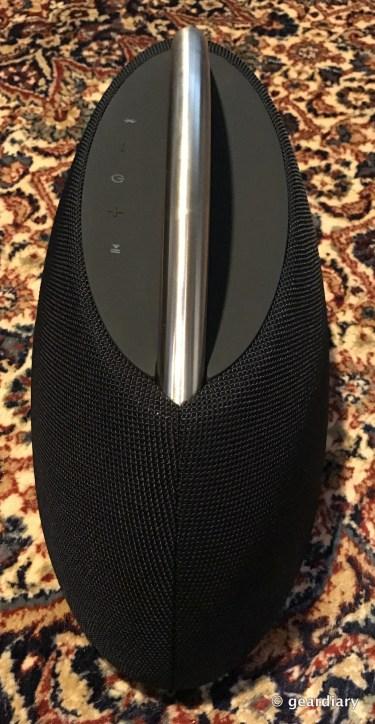 GearDiary The Harman Kardon Go+Play Portable Bluetooth Speaker Review: It's Hard to Believe It's Portable!