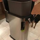 Throw Away That Dog Food Bag and Get Simplehuman's Pet Food Can