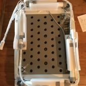 OPCOM Farm GrowBox Indoor Hydroponic Gardening System: The Setup