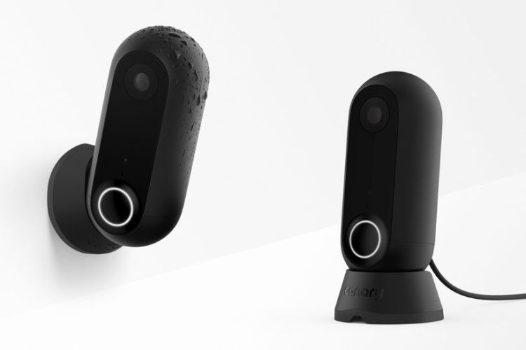 Canary Shows off Their Canary Flex HD Weatherproof Camera