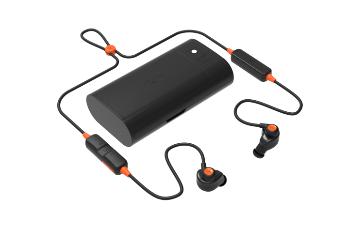 Dog & Bone Debuts Earmade Custom Moldable Bluetooth Earbuds at CES 2017