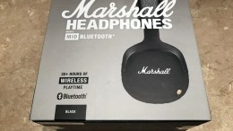 Marshall Mid Headphones Bring Big Sound with Style
