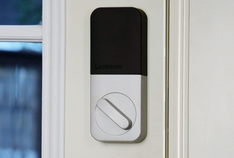 Latest Lockitron Smart Lock Is Affordable and Less Than $100 • GearDiary