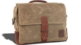 The NutSac Satchel Is a Man Bag You'll Be Proud to Carry