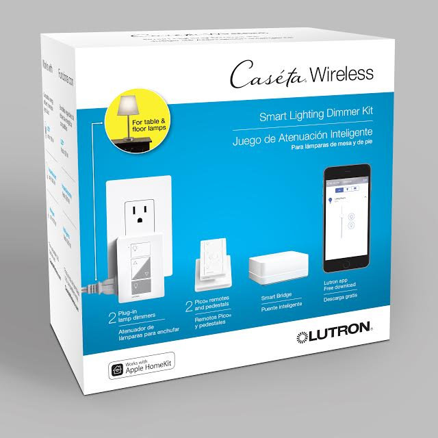 GearDiary Lutron's Caseta Wireless May Be the Solution Your Smart Home Needs