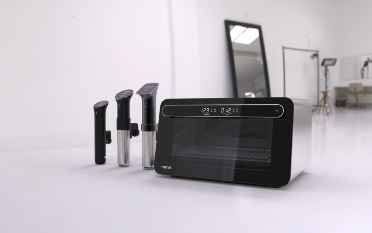 Anova Announces Four Products to Expand Their Precision Cooking Line