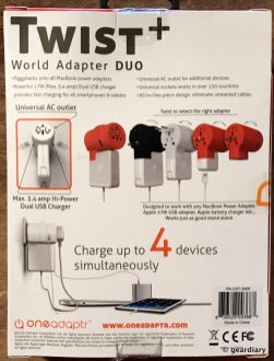 02-Oneadaptr Twist+ World Adapter DUO-001