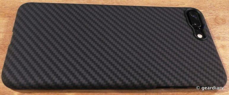 GearDiary PITAKA Aramid Fiber iPhone 7 Case: Beautiful, Bulletproof Protection