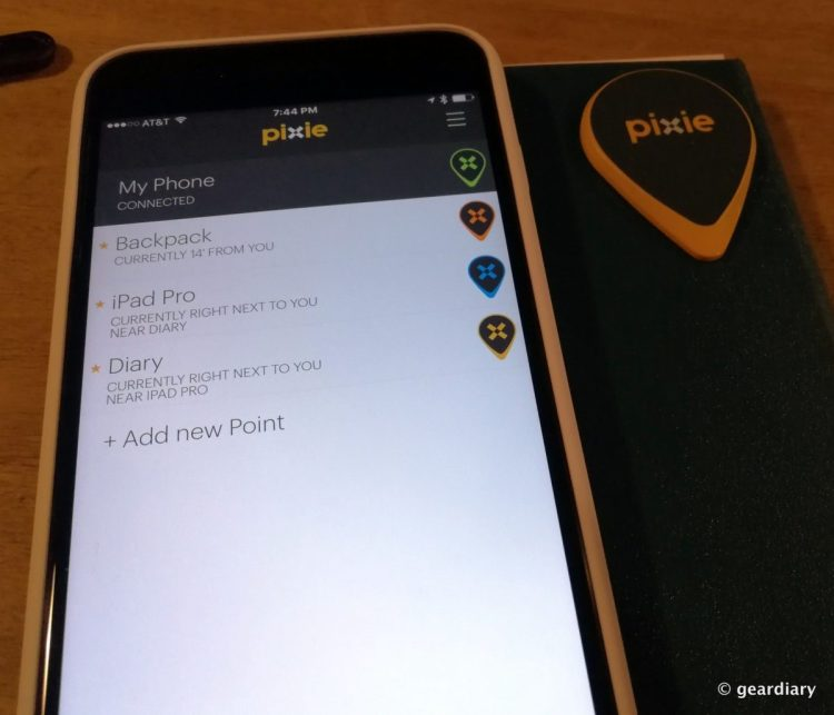 Pixie Finding Solution: Use Augmented Reality to Never Lose Anything Again