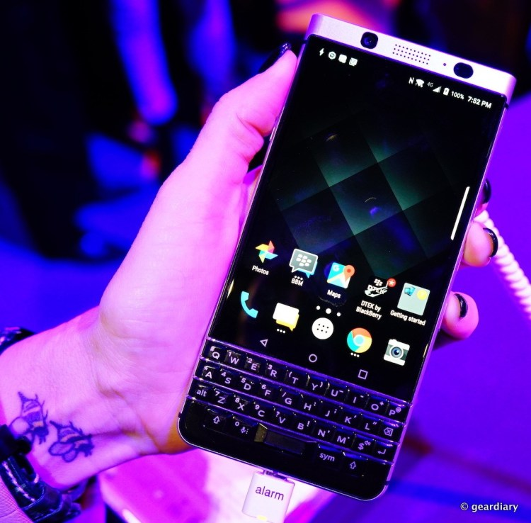 GearDiary Will Getting Back to Basics Be BlackBerry's KEY to Success?