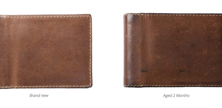 Nomad Leather Battery Wallet Charges Your Phone and Protects Your Info
