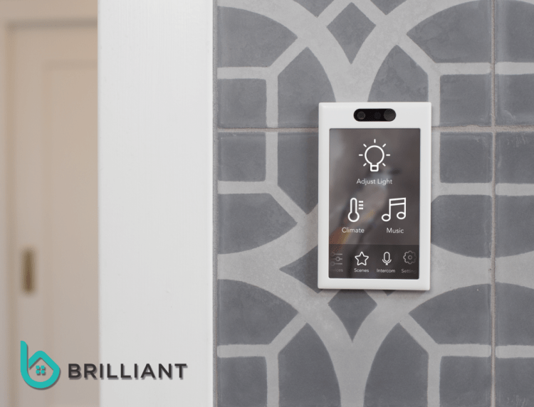 Brilliant Control Finally Makes Your Smart Home Brilliant