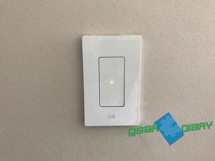 Elgato's Eve Switch is the HomeKit Light Switch Companion for Your Smart Bulbs