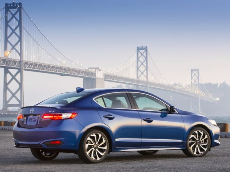 GearDiary 2017 Acura ILX Sport Sedan Is a 'Millennial Favorite'