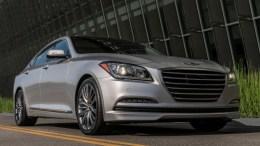 2017 Genesis G80 Ushers in New Luxury for Hyundai