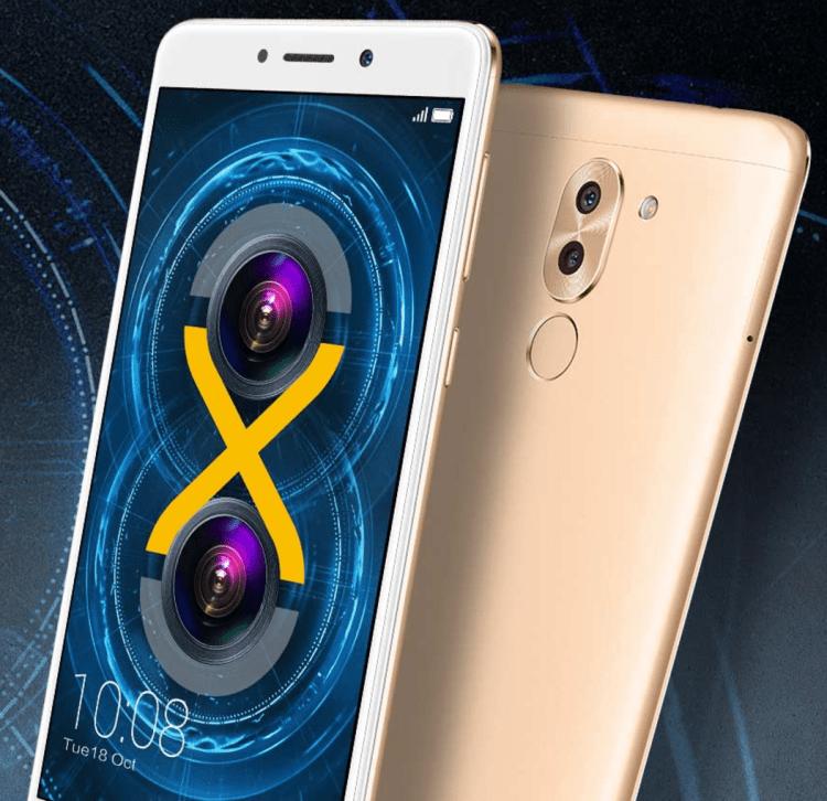 Win a Huawei Honor 6x Smartphone!